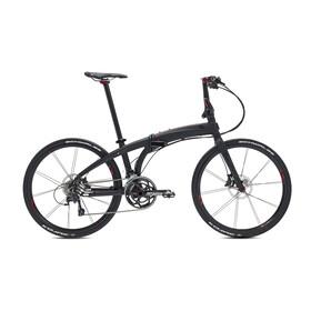 """tern Eclipse X22 Hopfällbar cykel 26"""" svart"""